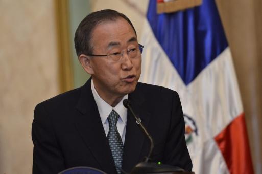 Ban Ki-moon espera un pronto acuerdo de paz con el ELN