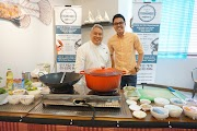 UNCLE ALI THE FISHMONGER ANJUR FRESH SEAFOOD 101 WITH DATUK CHEF WAN