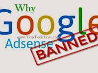 Mencegah Dari Serangan Banned Google Adsense