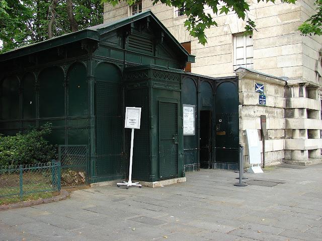 nietypowe zwiedzanie Paryża