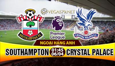 Nhận định, Soi kèo hôm nay Southampton vs Crystal Palace