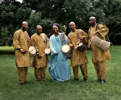 Image result for yoruba drummers