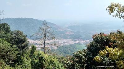 Gunung Munara Penambangan Pasir