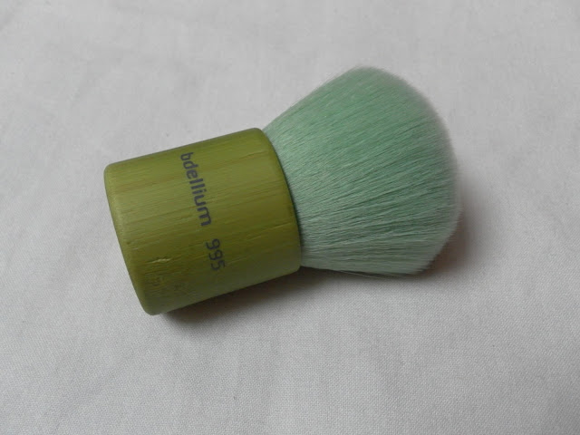 A picture of Bdellium 995 Green Bamboo Kabuki Brush