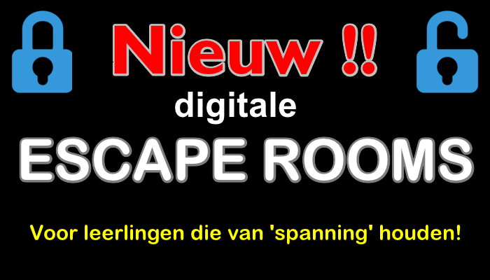 Digitale ESCAPE ROOMS