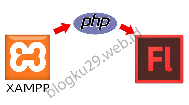 Menampilkan Data dari Database (Xampp) ke Flash