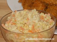 http://absolutdelicios.blogspot.ro/2015/06/salata-coleslaw.html
