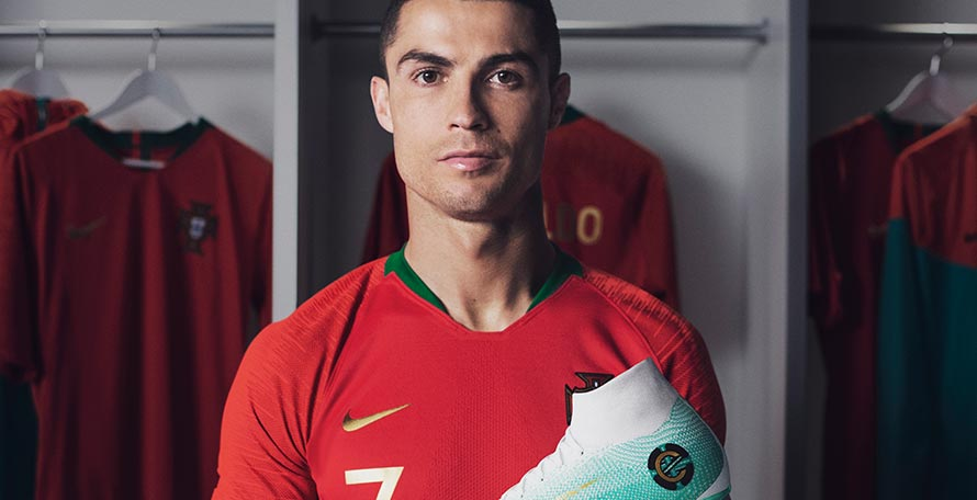 4e33fdc61 ... stunning Nike Mercurial Superfly CR7 Chapter Edição Especial football  boots. Limited to 154 pairs