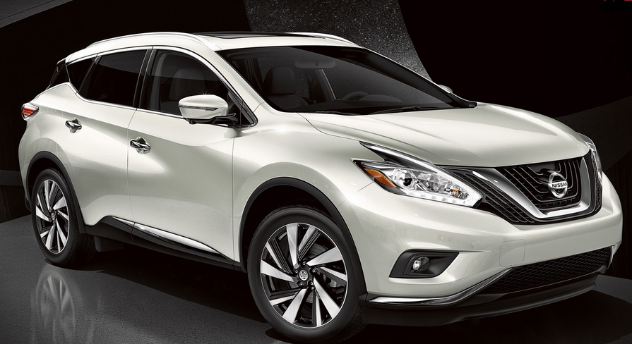 New CarSUV Crossover and Classic cars Nissan Murano 2016 Model
