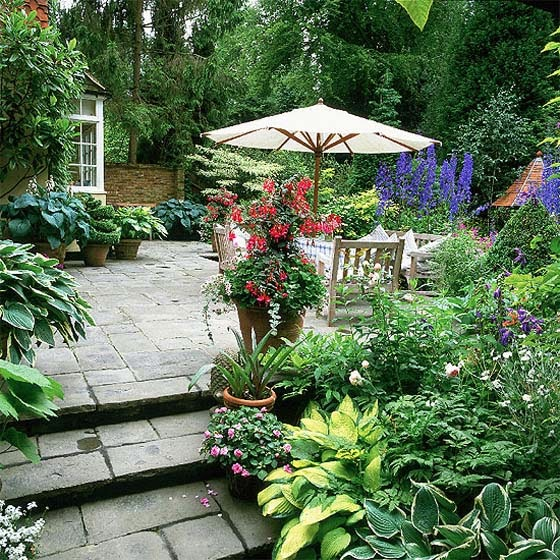 Small Garden Patio Designs for Your Small-Sized Patio picture