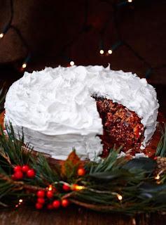 Bolo de Natal sem Glúten - Jamie Oliver