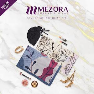 Mezora Seville Square Hijab Set