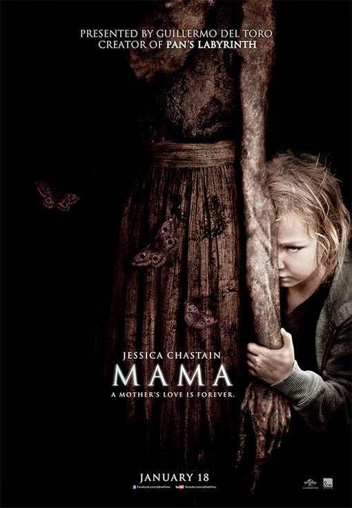Mama ผีหวงลูก [HD][พากย์ไทย]