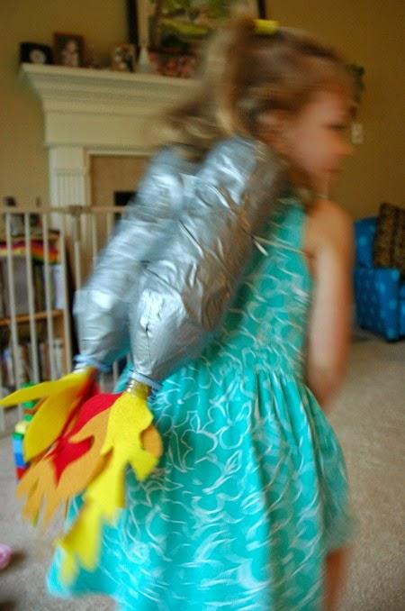 jet pack craft for kids