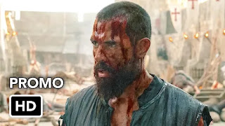 """Knightfall Episódio 2x03 """"Faith"""" (HD)"""