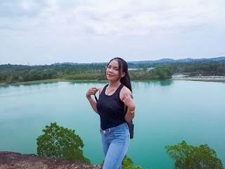 Danau Hijau Lampung