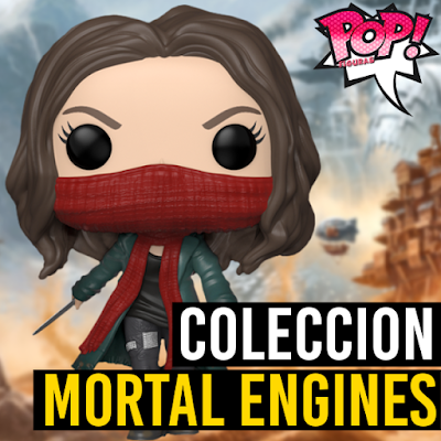 Lista de figuras funko pop de Funko Mortal Engines