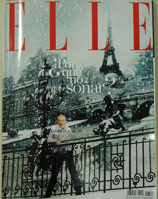 Revista Elle diciembre 2017