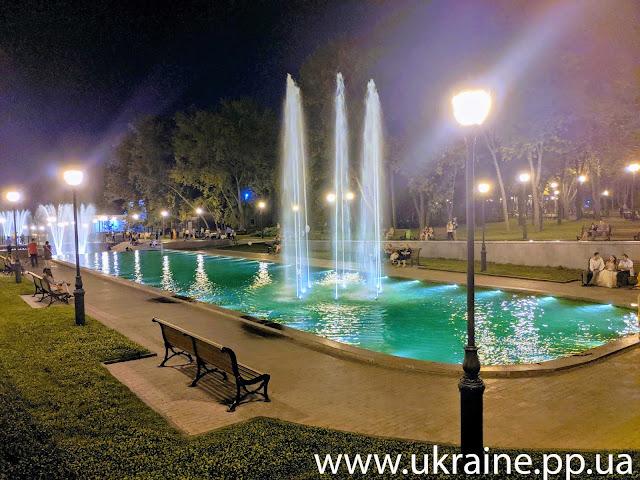 Парк Шевченко Харьков фото 2019