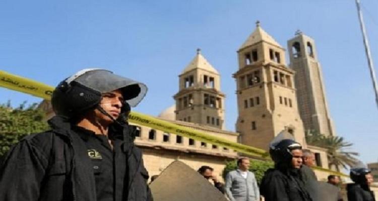 """مفاجأة يكشفها تفريغ كاميرات المراقبة في """"انفجار الكنيسة البطرسية"""""""