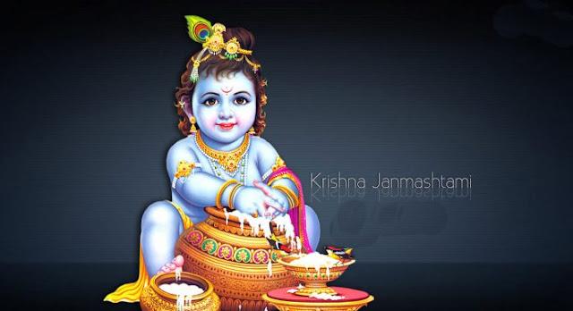 God Krishna Images HD