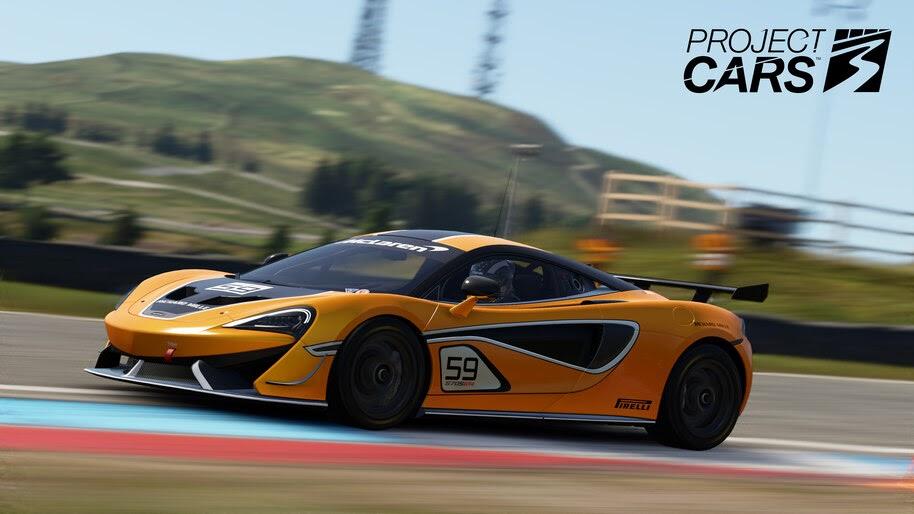 Project CARS 3, Supercar, Racing, 4K, #7.2421