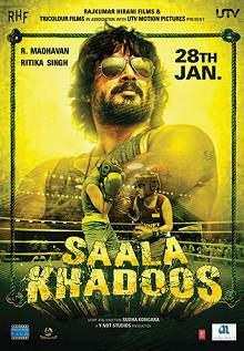 Saala Khadoos Irudhi Suttru Movie Review