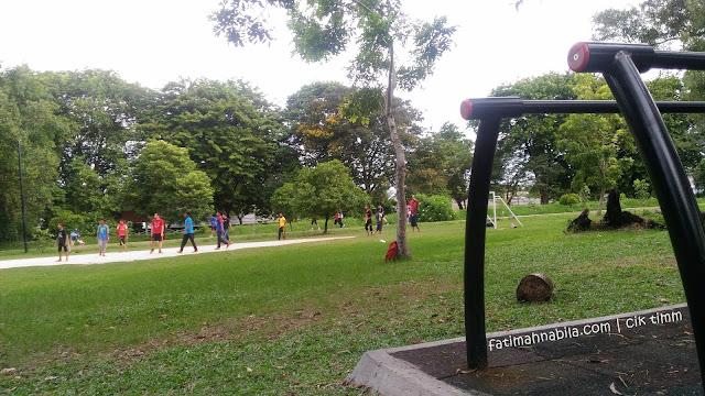 seberang jaya, jogging, taman tunku