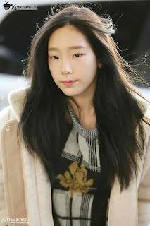 Foto Lama Taeyeon Girls' Generation
