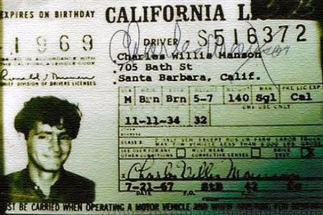 These 16 Vintage Drivers Licenses Of Celebrities Are