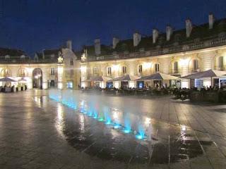 Palais des Ducset des Etats de Bourgogne Dijon France