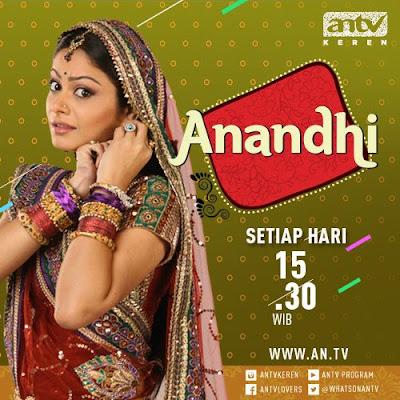 Biodata Lengkap Pemain Dan Sinopsis Sinetron Anandhi Dewasa ANTV