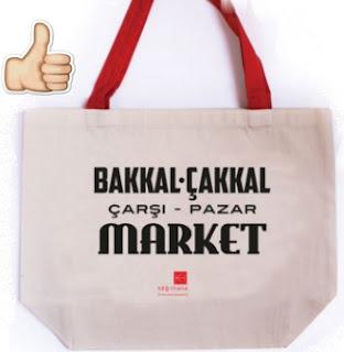 Kağıthane'nin alışveriş çantası