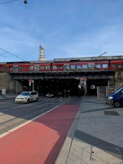 Innenstadt: Sperrung des Posttunnels an den nächsten Wochenenden