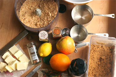 plum pudding ingredients