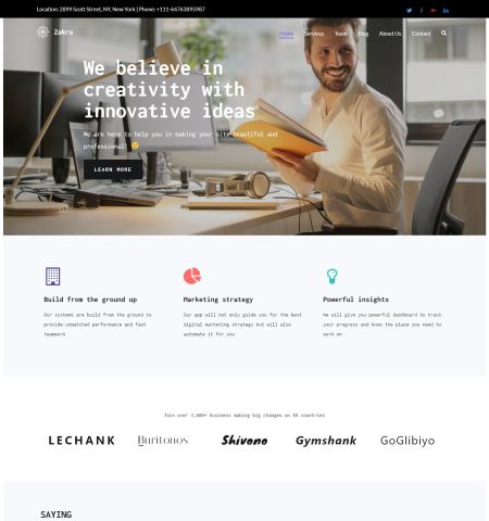 WORDPRESS, Free WordPress Themes, WordPress Themes, 10+ Best Free WordPress Themes, WordPress Responsive, Mobile-Ready, Beautiful themes, Best Free WordPress Themes for 2019, Techreviewbd.Com,