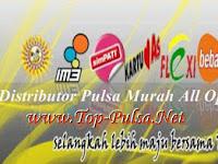 TOP PULSA Distributor Pulsa Kalimantan dan Nasional Termurah 2017