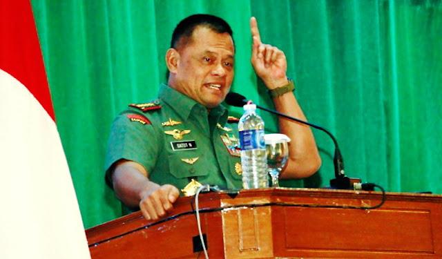 Panglima TNI: Tanpa Resolusi Jihad, Indonesia Takkan Pernah Ada