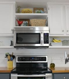 How to Install an Over-the-Range Microwave