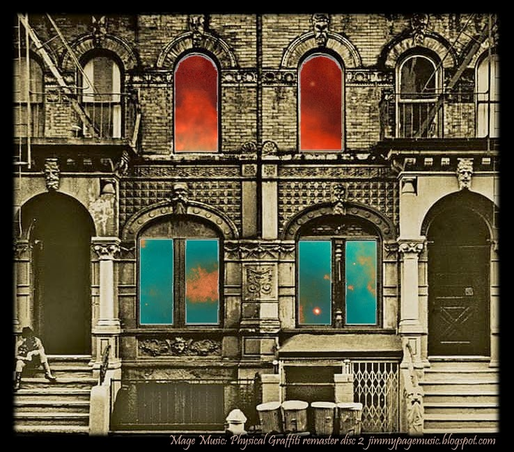 Mage Music: Physical Graffiti remaster disc 2  jimmypagemusic.blogspot.com