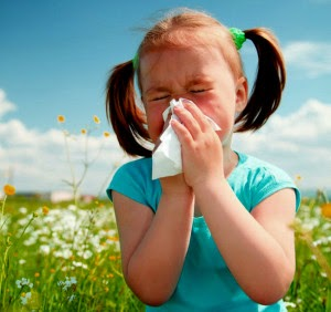 Android Apps help people with allergies and hay fever