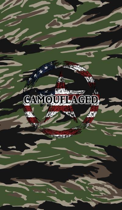 Camouflaged -TigerStripe-
