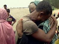 Biadab: Agar Cepat, Militer Perintahkan Warga Rohingya Masuk Rumah, lalu Dibom