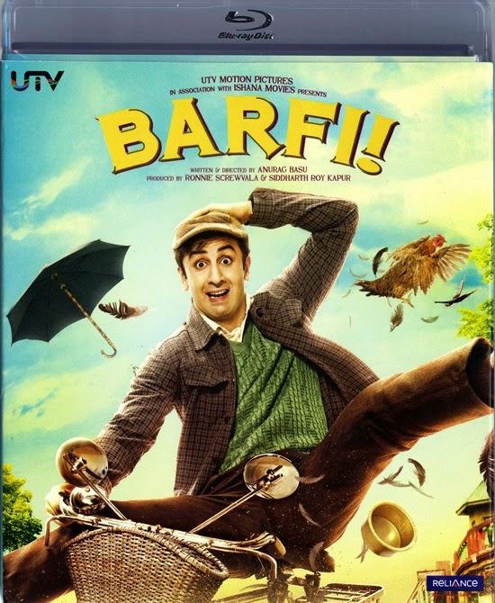 Image result for Barfi 2012 Hindi 720p BluRay 1.1GB