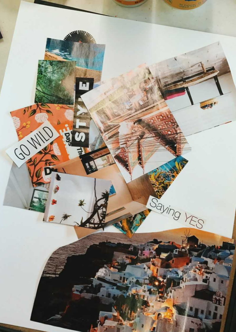 What Would You Include On a Vision Board? | Organized Mess