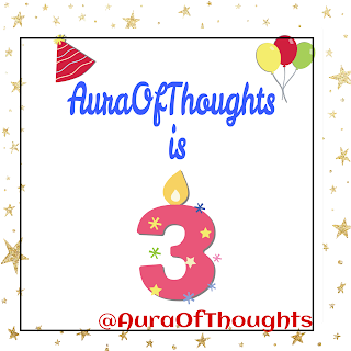 AuraOfThoughts Birthday Anniversary