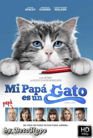 Mi Papa Es Un Gato [1080p] [Latino-Ingles] [MEGA]