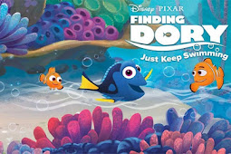 Finding Dory : Just keep swimming