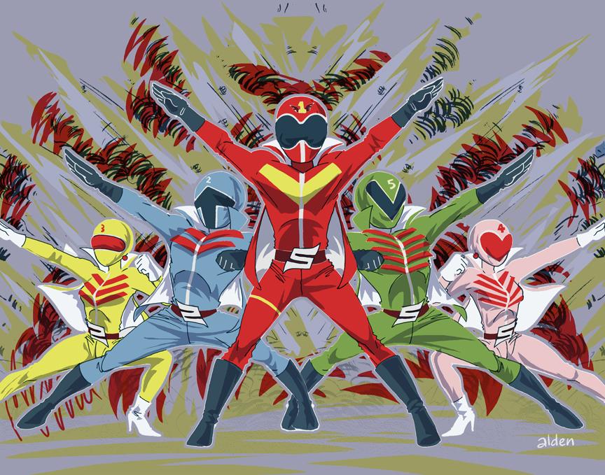 Images of Super Sentai 2020 - #rock-cafe