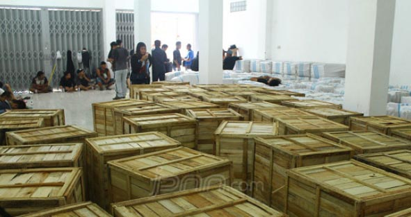 Pengendali Peredaran Jutaan Pil Haram Diduga Perwira Polda